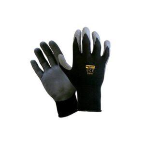Guante Multiflex Nitrilo Foam Black