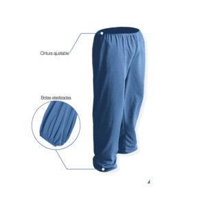 pantalon antifluidos