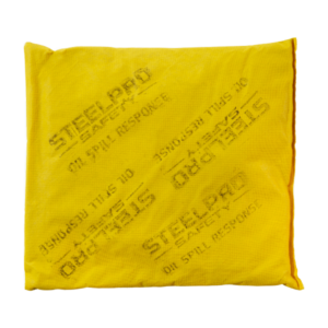 almohada absorbente oil spil steelpro